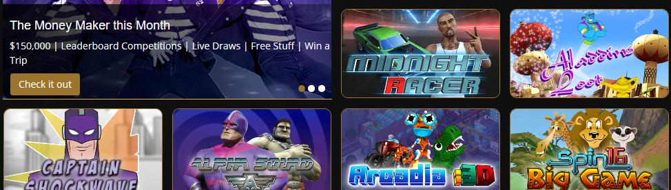 Jupiter Club Mobile Casino Bonuses 3